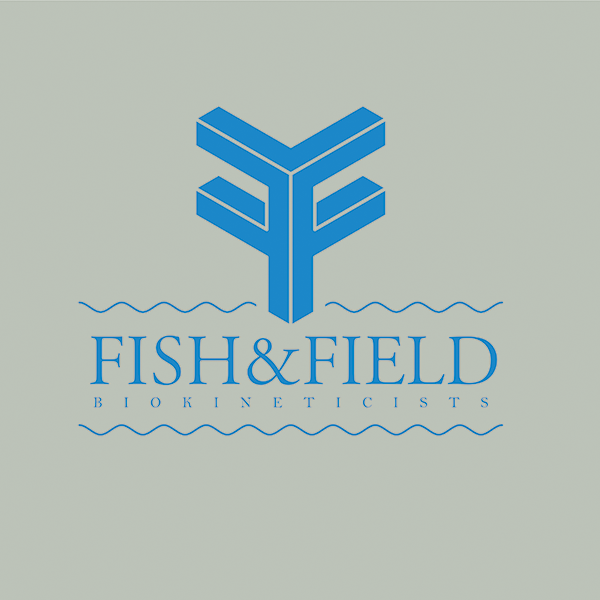logo for Fish and Field biokineticists in Johannesburg