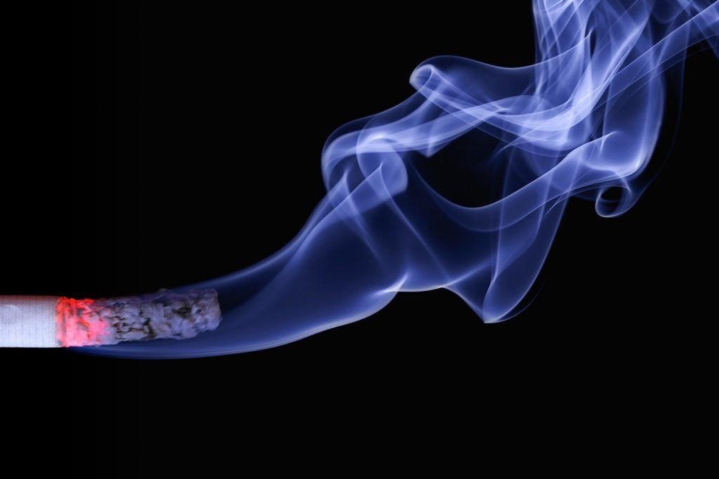 high blood pressure improves when you stop smoking advises Fish & Field Biokineticists