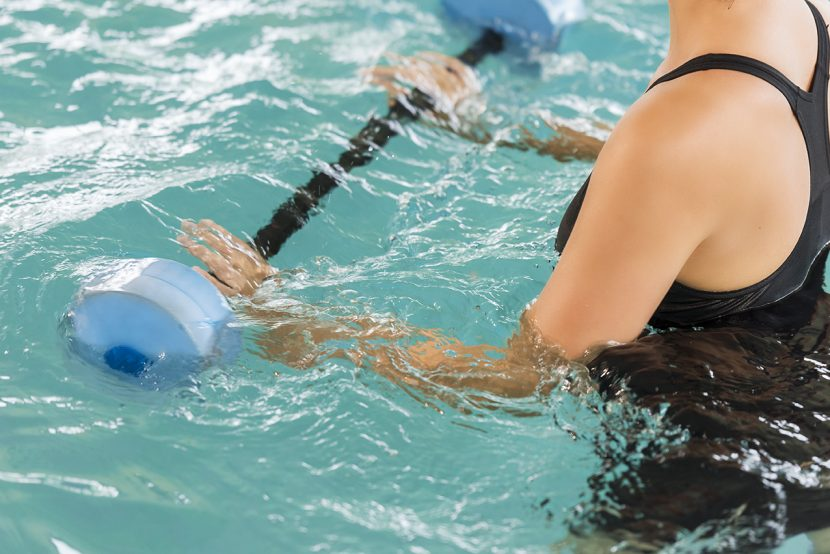Fish & Field biokinetic services in Sandton offer water based exercise and aqua therapy for rehabilitation