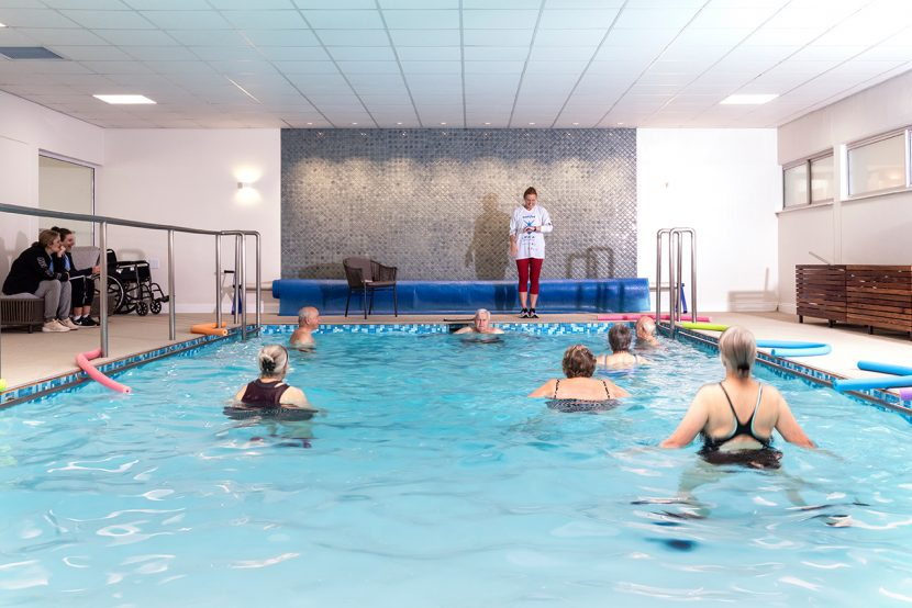 General Conditioning group classes offered by Fish and Field Biokineticists at San Sereno in Bryanston, Sandton