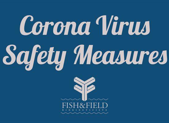 corona virus safety measures text